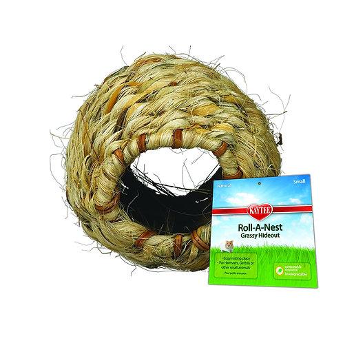 Grassy Roll-A-Nest