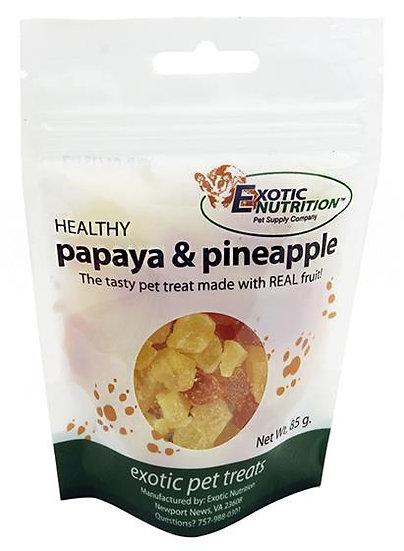 Papaya & Pineapple Treat