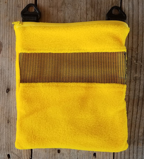 Small Animal Bonding Pouch - Solid Colors