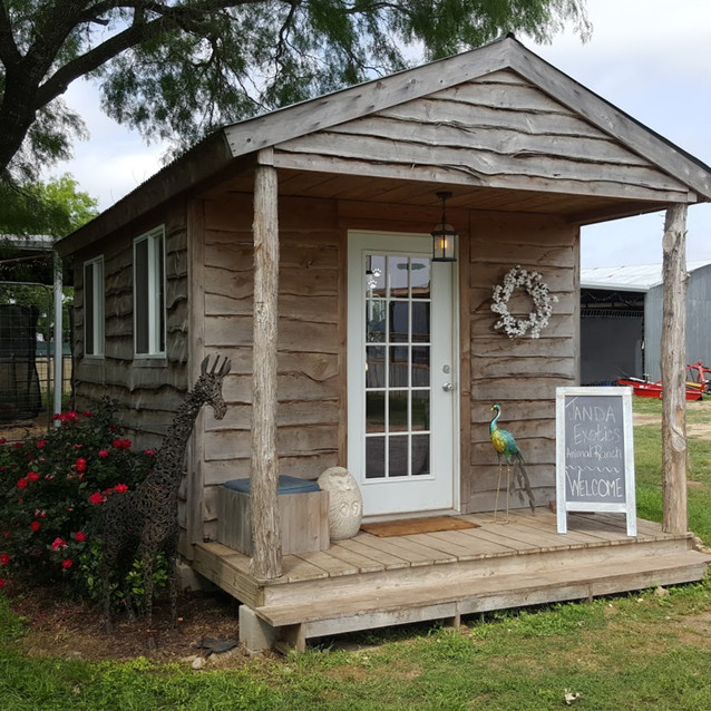 Sales Cabin
