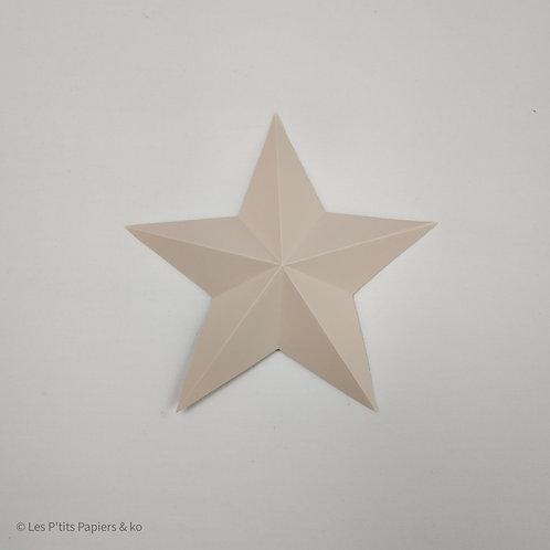 Lot 5 étoiles (14 cm)