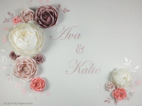 Composition Ava & Kalie