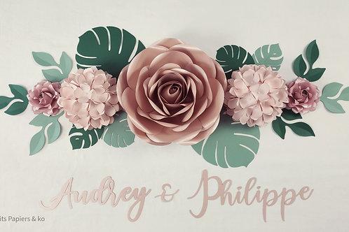 Composition Audrey & Philippe