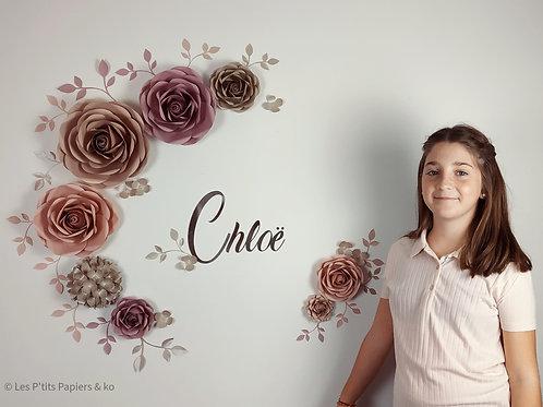 Composition Chloë