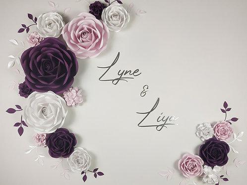 Composition Lyne & Liya