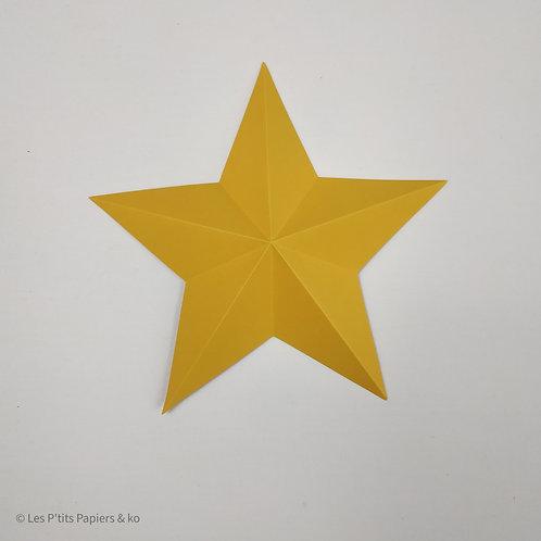 Lot 5 étoiles (17 cm)
