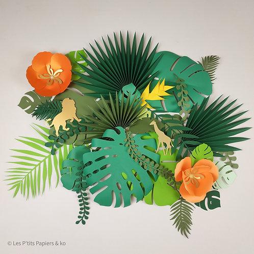 Composition Jungle