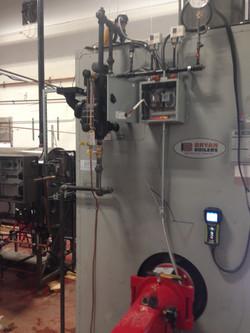 Boiler Commissioning 1