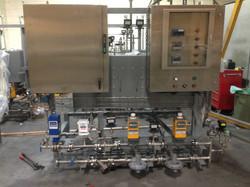 Make Up Air Unit instrumentation and pan