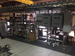 Fuel Train Installation on SubCom