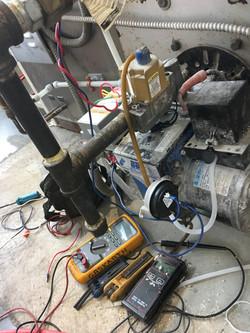 Process Oven maintenance 1