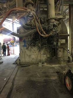 Industrial Kiln fuel valve safty checks.