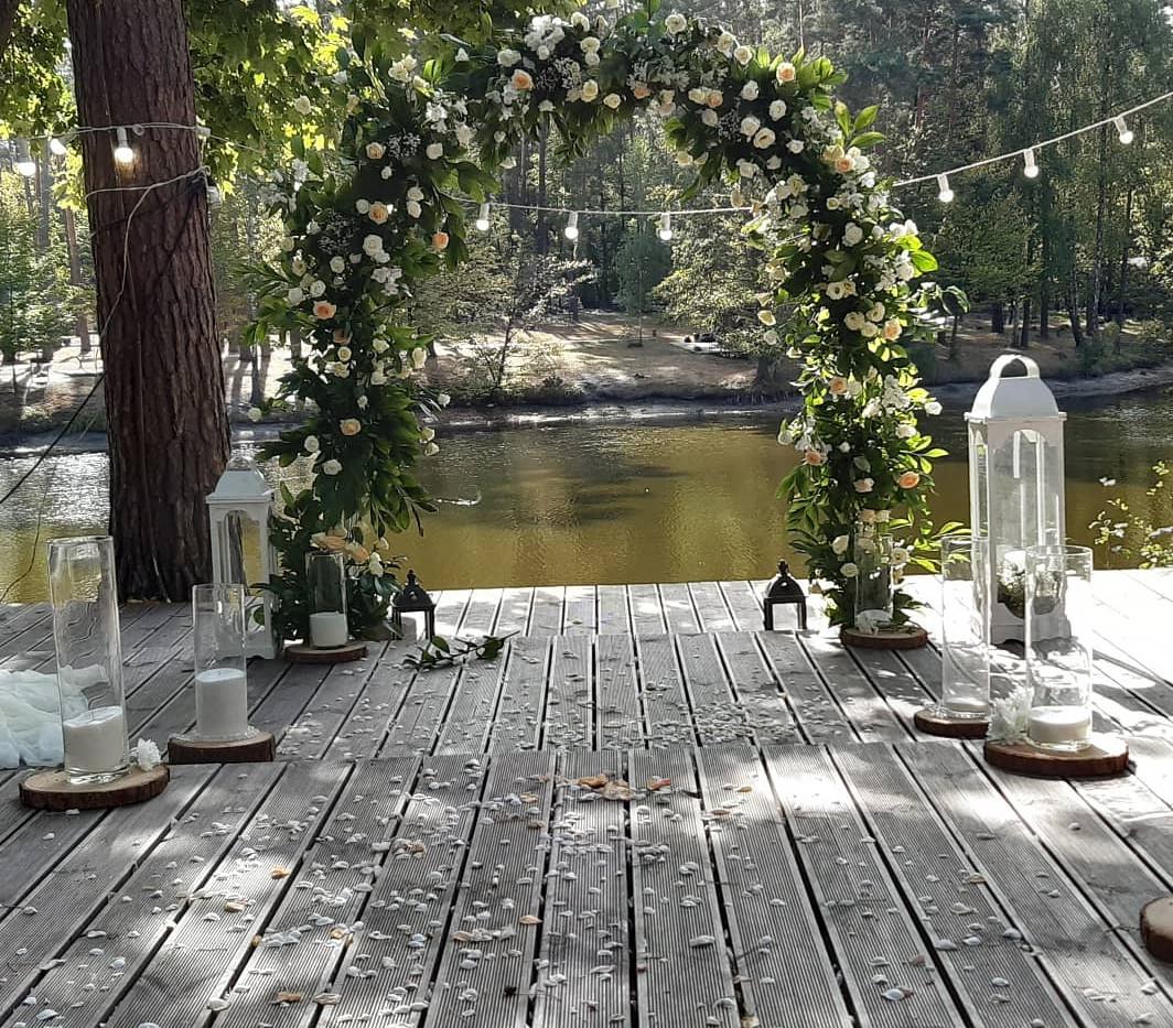 Свадебная арка Киев