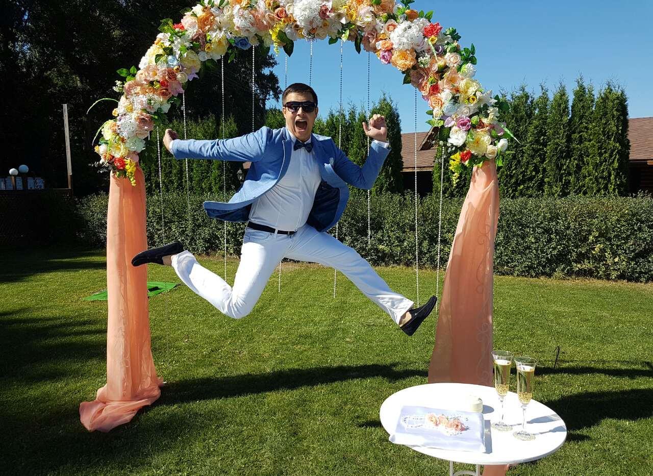 Свадебная арка в Киеве