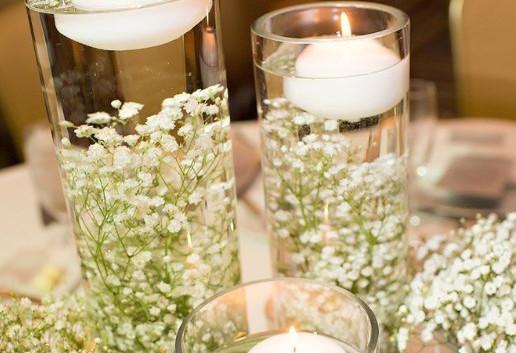 Колбы со свечами в Киеве