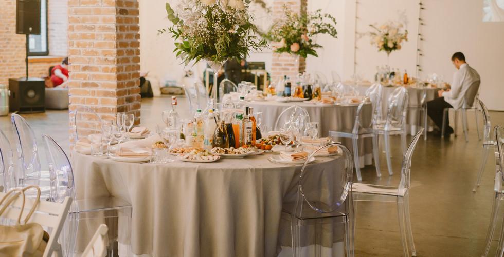 Украшение свадьбы в Киеве