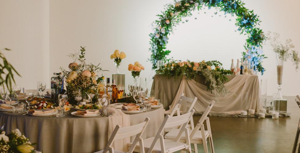 Украшение свадьбы в стиле Винтаж Киев