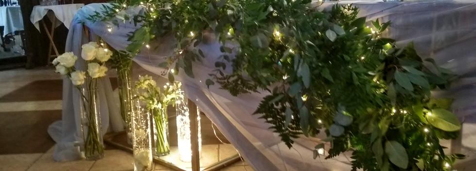 Ретро лампы на свадьбу в Киеве