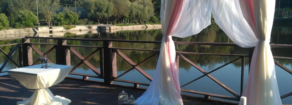 Аренда свадебной арки в Киеве