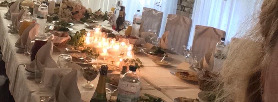 Аренда насыпных свечей в Киеве