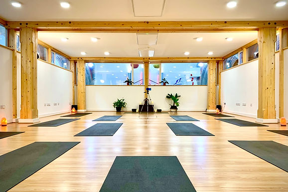 Yoga for Recovery (In-Person)