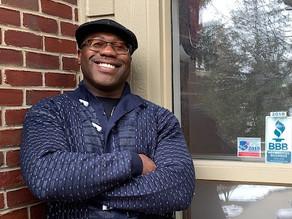 Jamaine T. Atkins Awarded 2020 Hometown Health Hero Award