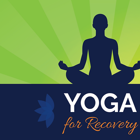 Yoga in the Park and Virtual Yoga for Recovery