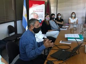 Salta: Presentaron los avances de otro proyecto minero metalífero