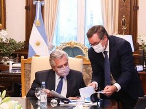 Argentina: Presentaron los avances del Plan de Desarrollo Minero para los próximos 30 años