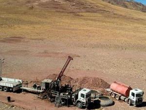 San Juan: Minera canadiense comienza la perforación de un proyecto de plata