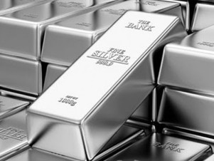 Precio de la plata llegó a US$30: No lo hacía desde 2013