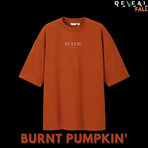 REVEAL Fall T +BURNT PUMPKIN'