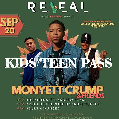 Kids/Teens Pass(FT Andrew Phan)