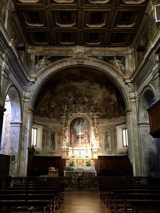 Church, Montone.