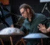 Davide Friello Handpan Concert | Teatro Arcimboldi Milano