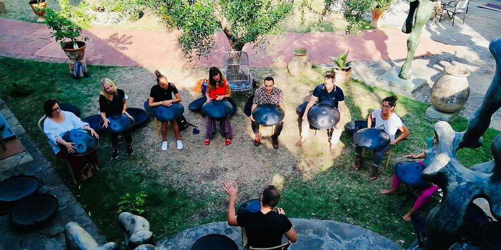 Handpan Workshop Principianti | Liguria