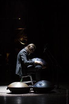 Davide Friello | Music For Handpan |Teatro Verdi Firenze