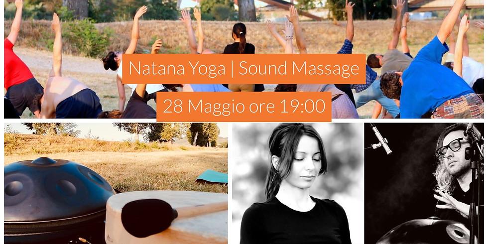 Natana Yoga e Handpan al Parco dell'Anconella