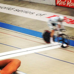 #zoomzoom at #ttown. Won the Omnium and scratch.jpg