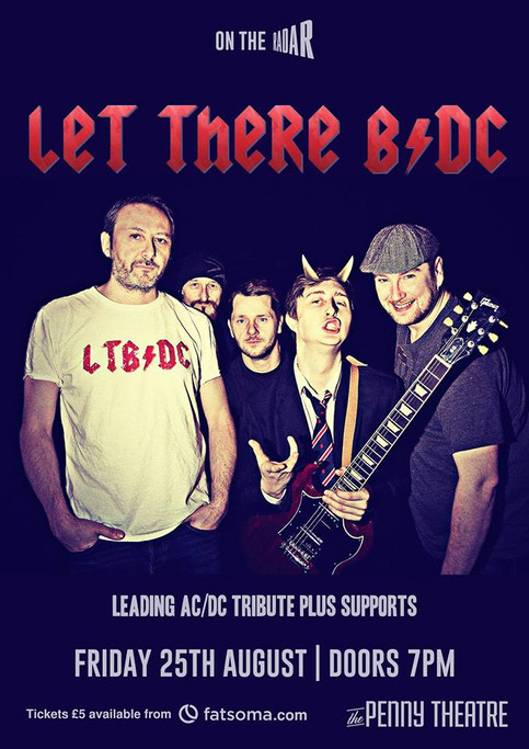 The Penny Theatre, Canturbury 25 Aug 2017 - Tickets now available!!!!