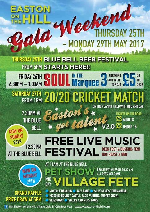 'Easton Music Festival' Headlining