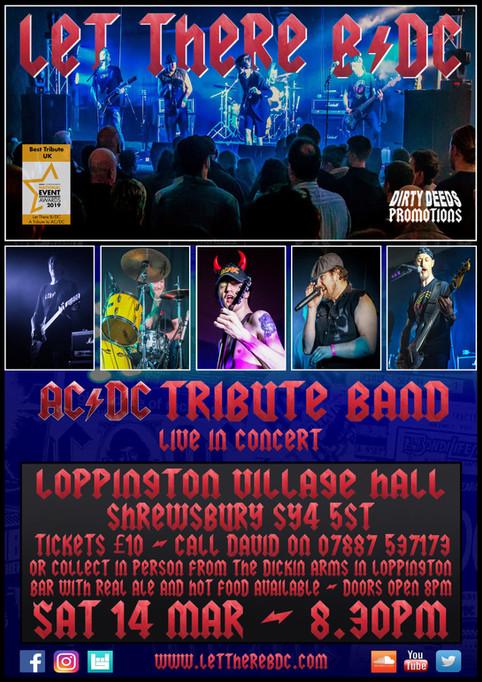 Loppington, Shrewsbury! 14 Mar 2020