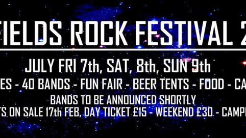 'Sixfields Rock Festival' Northampton