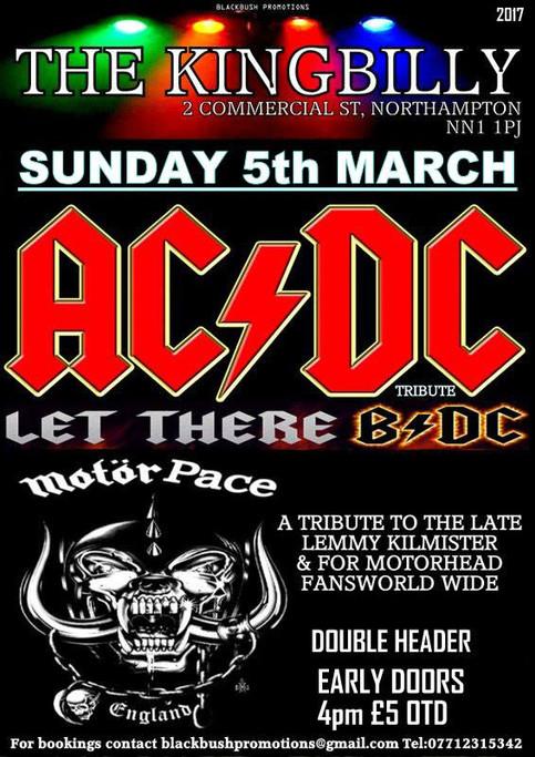 AC/DC & MOTORHEAD!