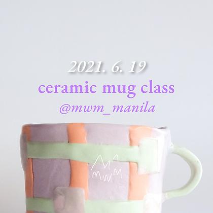 Marbling MUG   June 19