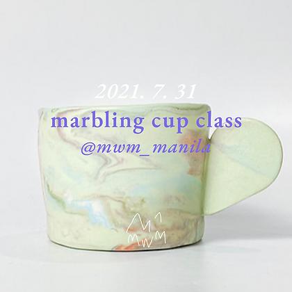 Marbling MUG | July 31
