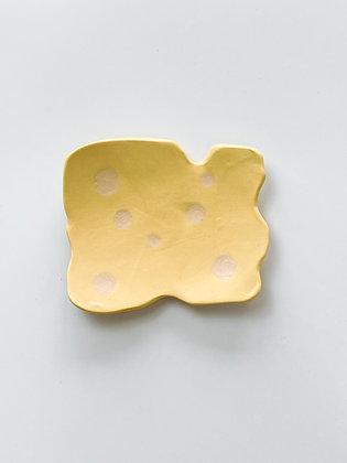 Cheese trinket tray