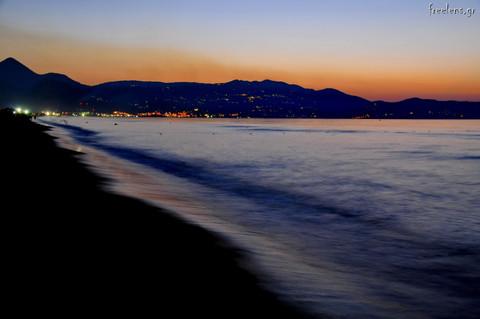 Evening In Ammoudara