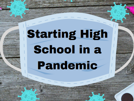My High School Experience During a Pandemic: the Good, the Bad, and the Lessons I have Learned