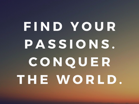 Find Your Passions